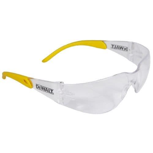 Dewalt Protector DPG54 Eyewear Clear/Yellow